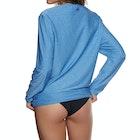 O'Neill Hybrid Long Sleeve Sun Ladies Surf T-Shirt