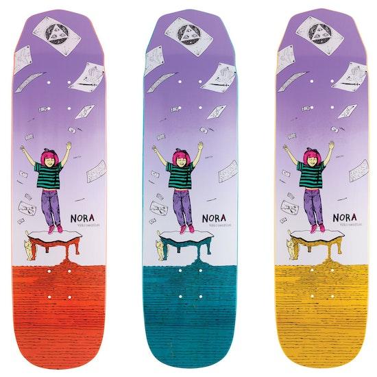 Welcome Magilda Mini - Nora Vasconcellos Pro 7.6 Inch Wicked Mini Skateboard Deck