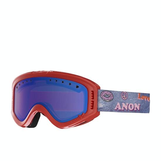 Anon Tracker Girls Snow Goggles
