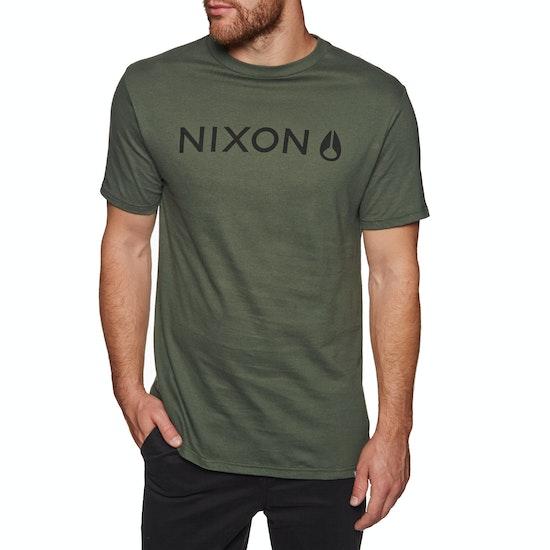 Nixon Basis II Short Sleeve T-Shirt