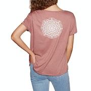 Roxy My Own Sun B Ladies Short Sleeve T-Shirt