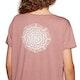 Roxy My Own Sun B Womens Short Sleeve T-Shirt