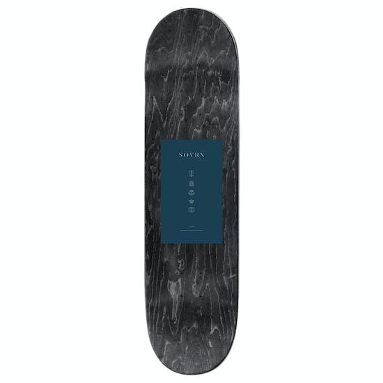 SOVRN Filtrate 8.25 Inch Skateboard Deck