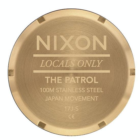 Nixon Patrol Watch