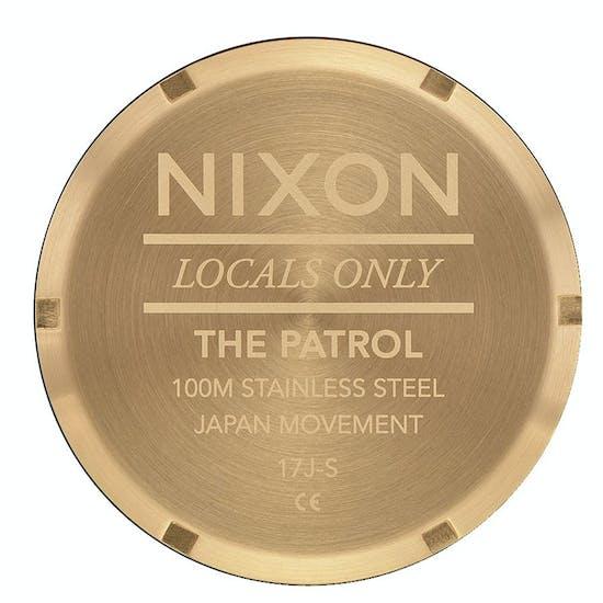 Nixon Patrol Mens Watch