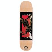 Welcome Goodbye Horses - 8.125 Inch Amulet Skateboard Deck