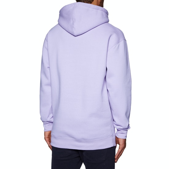Welcome Scrawl Embroidered Pullover Hoody