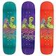 Welcome Zombie Love - 8.25 Inch Yung Nibiru Skateboard Deck