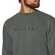 Welcome Icon Pigment-dyed Crew Sweater