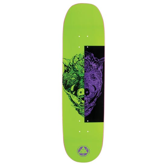 Welcome Hog Wild - 8.5 Inch Moontrimmer 2.0 Skateboard Deck