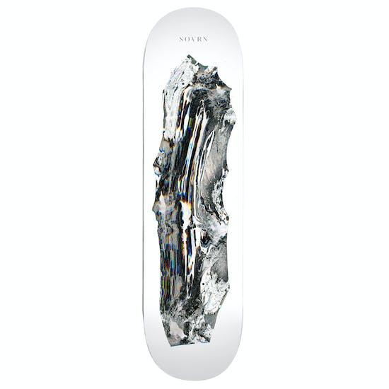 SOVRN Tonal Renderings Two 8.18 Inch Skateboard Deck
