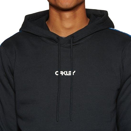 Oakley Street Logo Tape Fleece Pullover Hoody