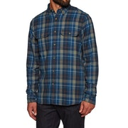 Fjallraven Singi Heavy Flannel Mens Shirt
