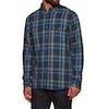 Fjallraven Singi Heavy Flannel Overhemd - Navy