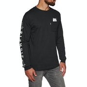 Rip N Dip Lord Nermal Pocket Long Sleeve T-Shirt