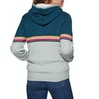 Rip Curl Sunrise Zip Thru Lined Sweater Ladies Cardigan