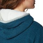 Rip Curl Sunrise Zip Thru Lined Sweater Ladies Cardigan