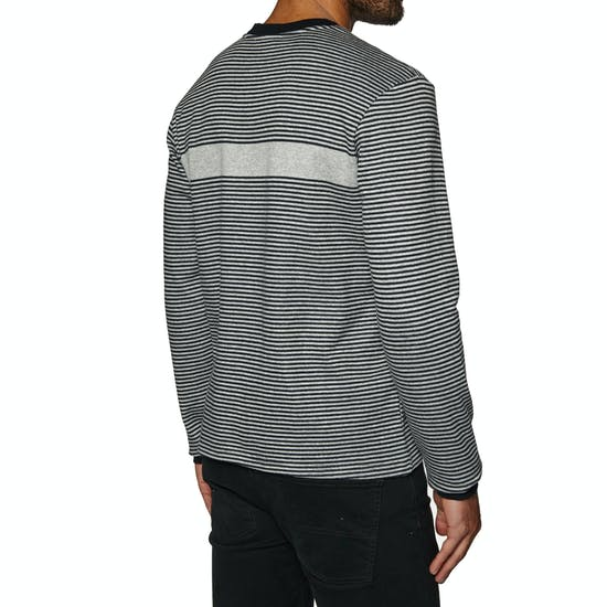 Huf Latitude Knit Top Long Sleeve T-Shirt