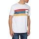 Quiksilver Peaceful Progression Kurzarm-T-Shirt