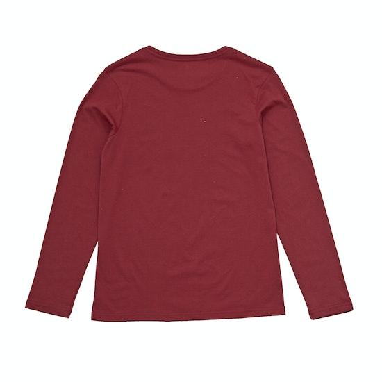 Quiksilver Living On The Edge Boys Long Sleeve T-Shirt