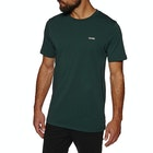 Globe Sticker Ii Short Sleeve T-Shirt