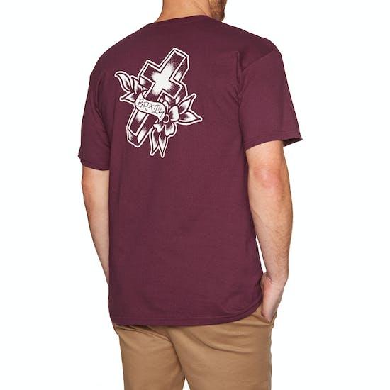 Camiseta de manga corta Brixton Cruz Standard