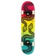 Powell Snakes Colby Fade 7.88 Inch Complete Skateboard