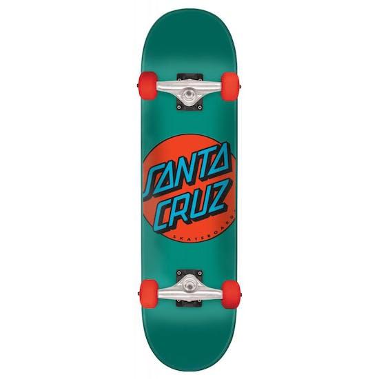 Santa Cruz Classic Dot 8.25 Inch Complete Skateboard