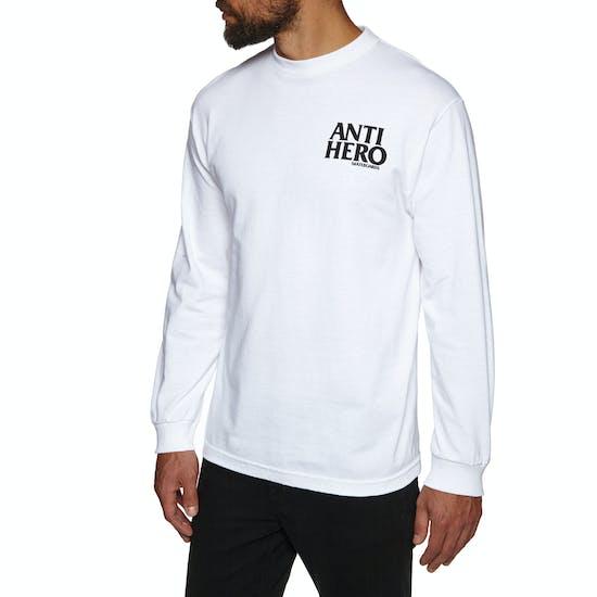 Anti Hero Lil Blackhero Long Sleeve T-Shirt