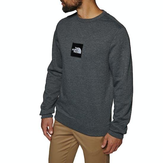 North Face Fine Crew Sweater