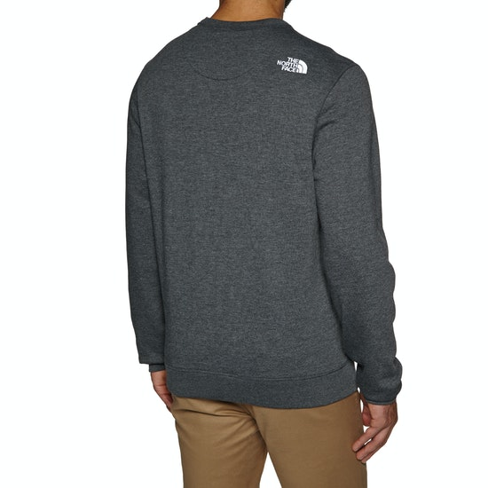 North Face Fine Crew Sweater