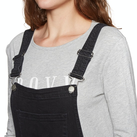 Roxy Magical Thinking Dungaree Ladies Jeans