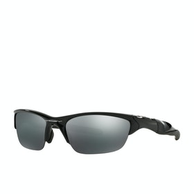 Gafas de sol Oakley Half Jacket 2.0 - Polished Black ~ Black Iridium