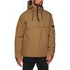 Coupe-vent Dickies Belspring - Brown Duck