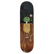 Magenta Night Tree 8.25 Inch Skateboard Plank