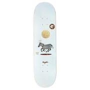 Magenta Feil Perceptions 8 Inch Skateboard Plank