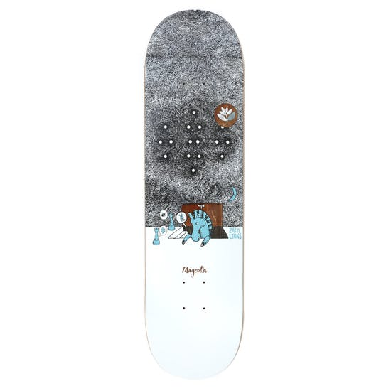 Magenta Lyons Perceptions 8.125 Inch Skateboard Deck