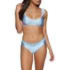 The Hidden Way Sonya Crop Bikini Top