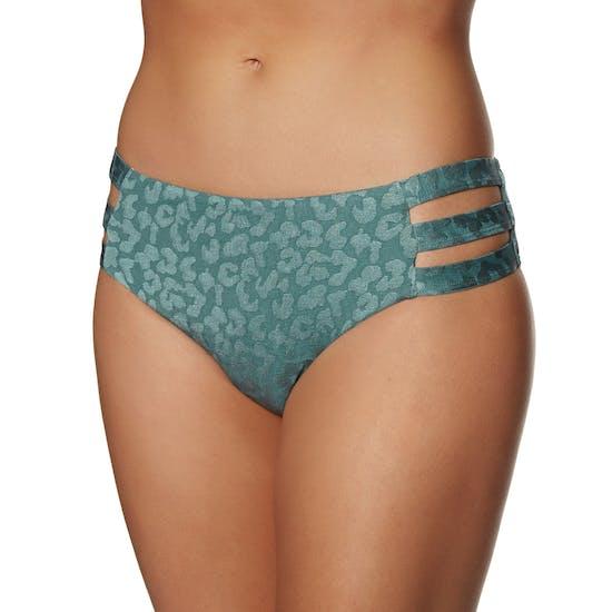 The Hidden Way Lenox Cut Out Bikini Bottoms