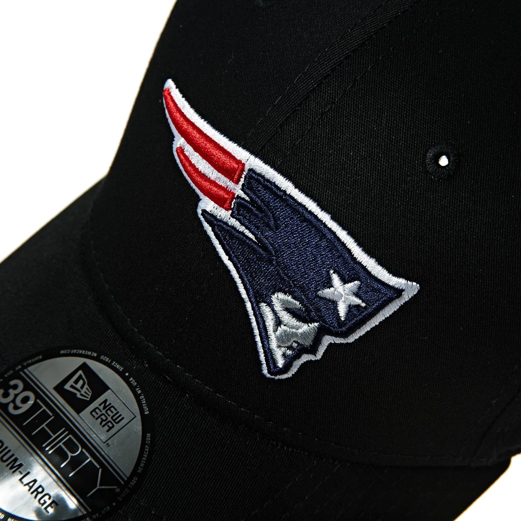 Boné New Era Black Base NFL 39 Thirty Envio Grátis* com as