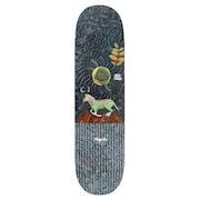 Magenta Lannon Perceptions 8 Inch Skateboard Plank