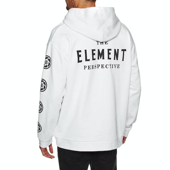 Element Analog Mens Pullover Hoody