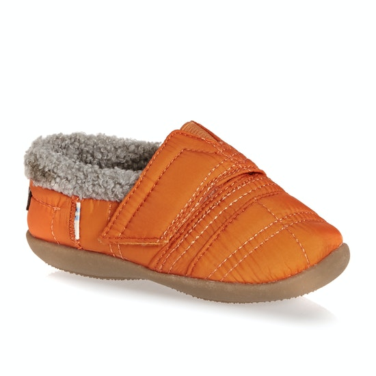 Toms Tiny House Kids Slippers