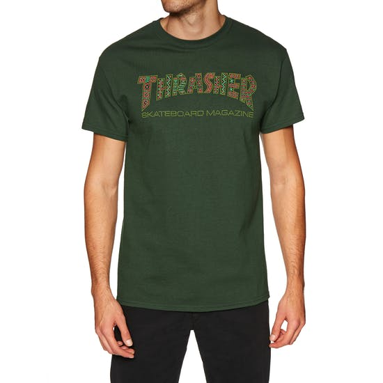 Thrasher Davis Short Sleeve T-Shirt