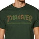 T-Shirt à Manche Courte Thrasher Davis