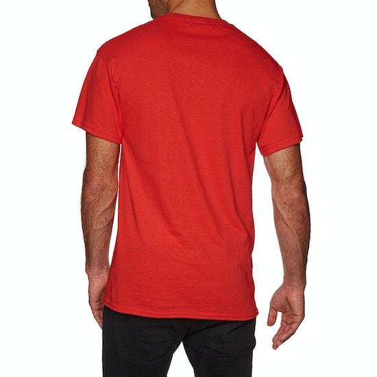 Thrasher Outlined Short Sleeve T-Shirt