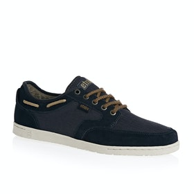 Etnies Dory Shoes - Navy Brown White