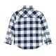Joules Sark Linen Checked Boys Shirt