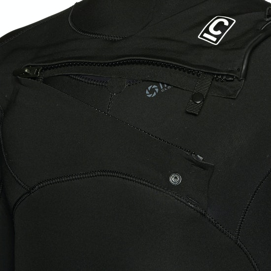 C-Skins Session 5/4mm Chest Zip Wetsuit