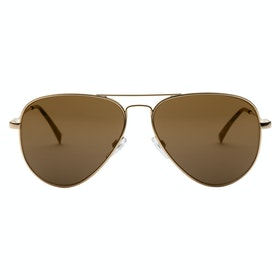 Gafas de sol Electric AV1 Large - Gold ~ M Bronze